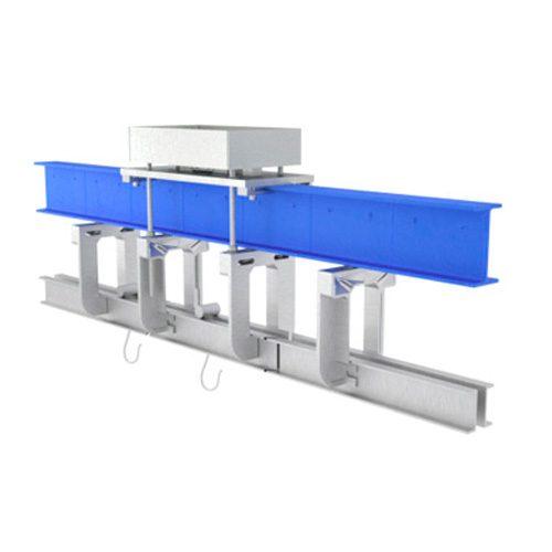 Báscula industrial Plataforma-aérea