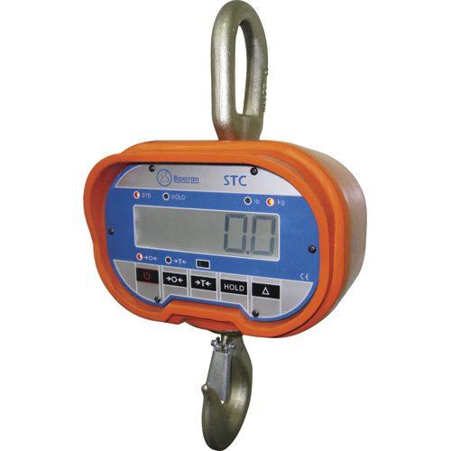 Báscula industrial gancho-pesador-STC